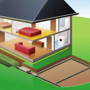 history of the septic system